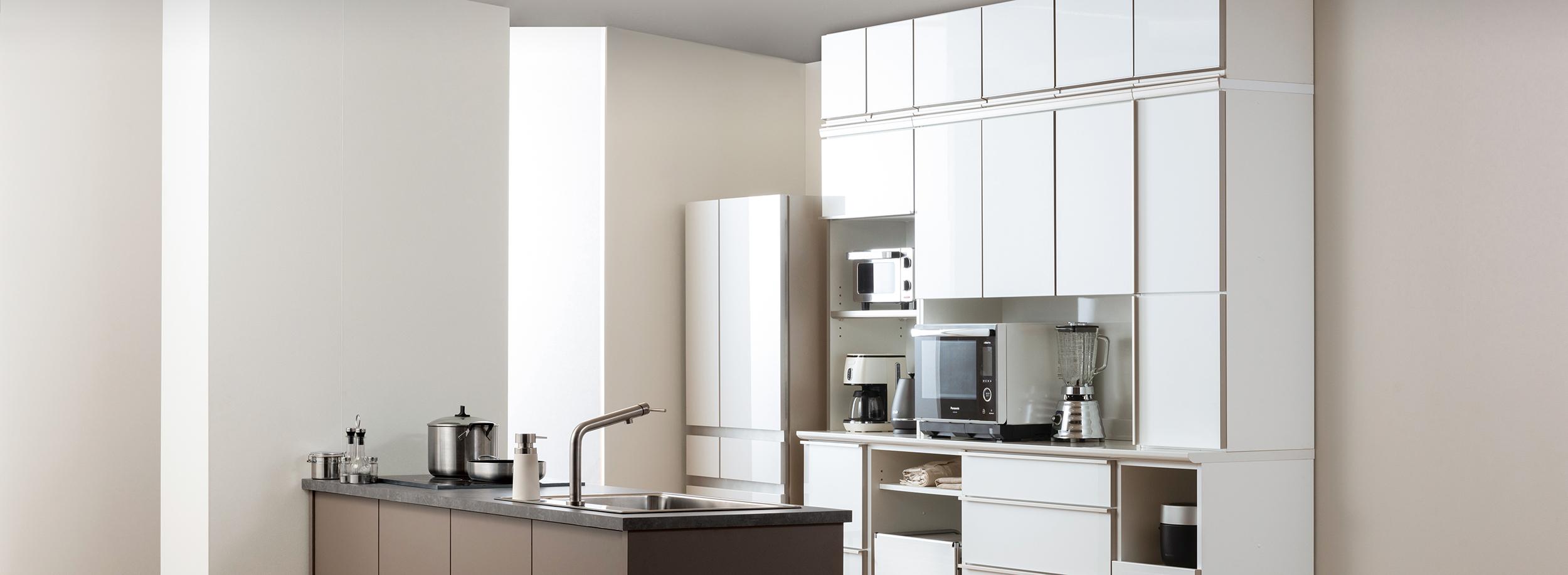 AYANOのキッチン収納が、マンション購入者に人気の理由
